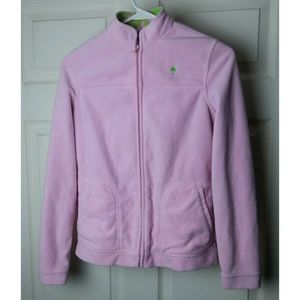 LILLY PULTIZER Pink Zip Up